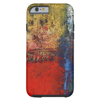 Modern Abstract Tough iPhone 6 Case