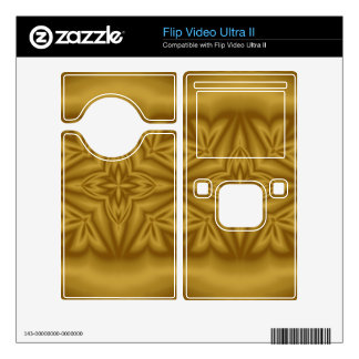 Modern abstract wood pattern skins for flip ultra II