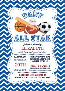 4a54624227d7d Soccer Invitations | Zazzle