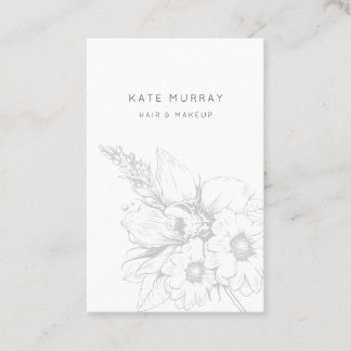Modern and Chic Business Card