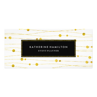 Modern and Chic Event Planner Gift Certificate