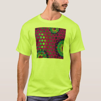 modern and colorful design to spots T-Shirt