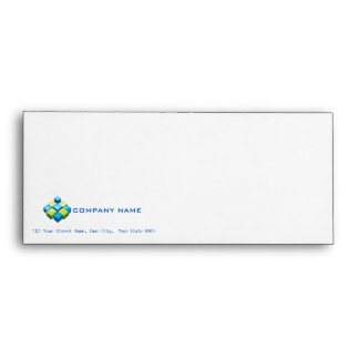 Modern and professional 3D real estate agent const Envelope