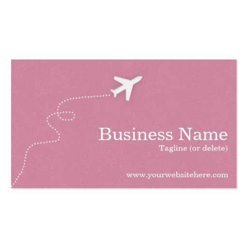modern and simple travel business cards zazzle