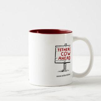 Modern Annunciation Coffee Mug