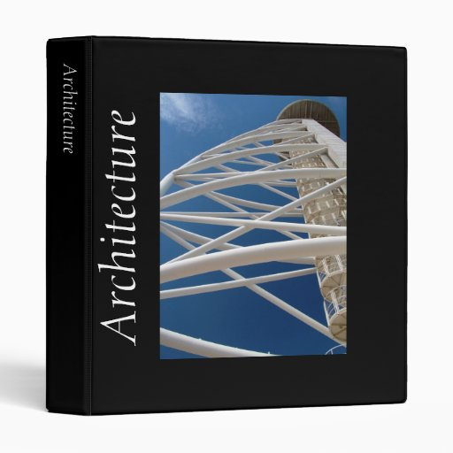 Modern Architecture 3 Ring Binder