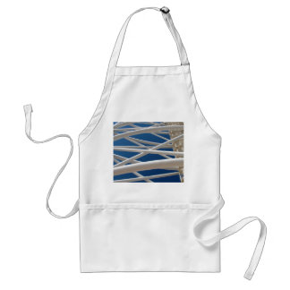 Modern Architecture Adult Apron