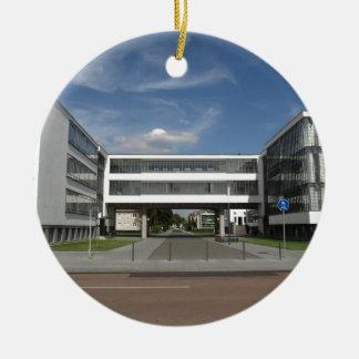 Modern Architecture Ornament bauhaus architecture ornaments & keepsake ornaments | zazzle
