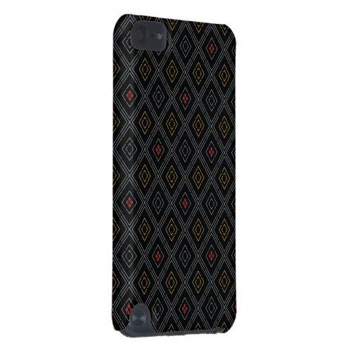 Modern Argyle Dark iPod Touch 5G Cases