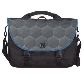 Modern Armor Pattern Laptop Bags