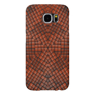 Modern Armored Plating Samsung Galaxy S6 Case