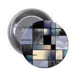Modern Art Abstraction Buttons