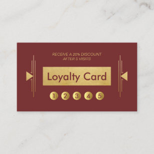 punch business cards zazzle