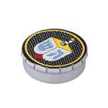 Modern Art Dreidel Gone Dotty Jelly Belly Candy Tins