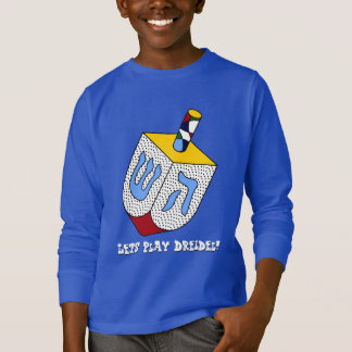 Modern Art Dreidel (Personalized) T-Shirt