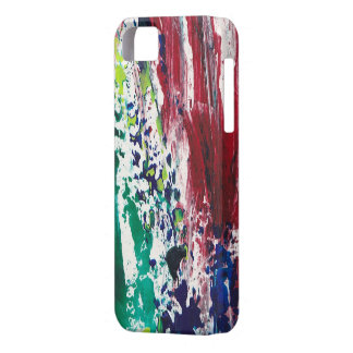 Modern Art  iPhone 5 Barely There Universal Case