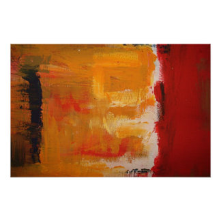 Modern Art - Minimalist Abstract Art Canvas Print