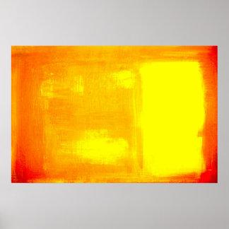 Modern Art - Minimalist Abstract Art Poster Print