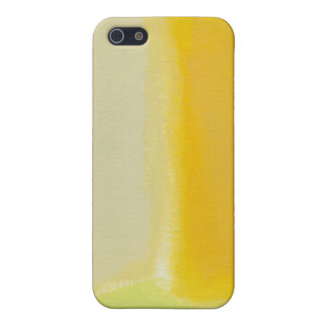 Modern art minimalist painting sunny warm colorful cases for iPhone 5