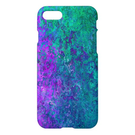 Modern Art Oil Painting Abstract Texture iPhone 8/7 Case