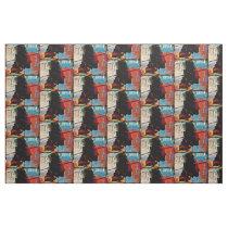 Modern Art Pilgrim Fabric