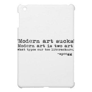 Modern Art Sucks Cover For The iPad Mini