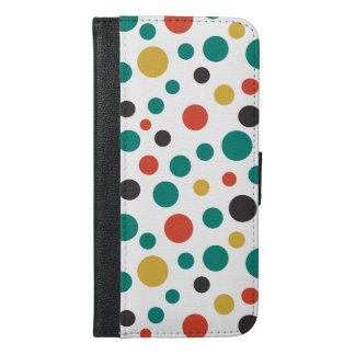 Modern Artistry Stylish Mix Size Colorful Dots