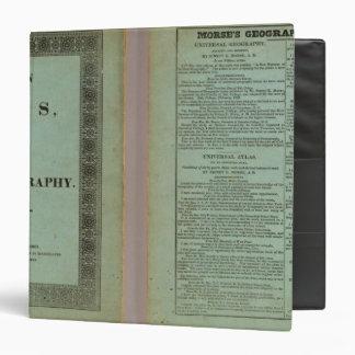 Modern atlas binder