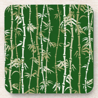 Modern Bamboo Trees Coaster