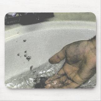 """Modern Baptism"" Mousepad"