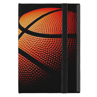 Modern Basketball Sport Ball Skin Texture Pattern Cover For iPad Mini