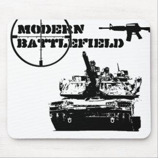 Modern Battlefield Tank Mouse Pad