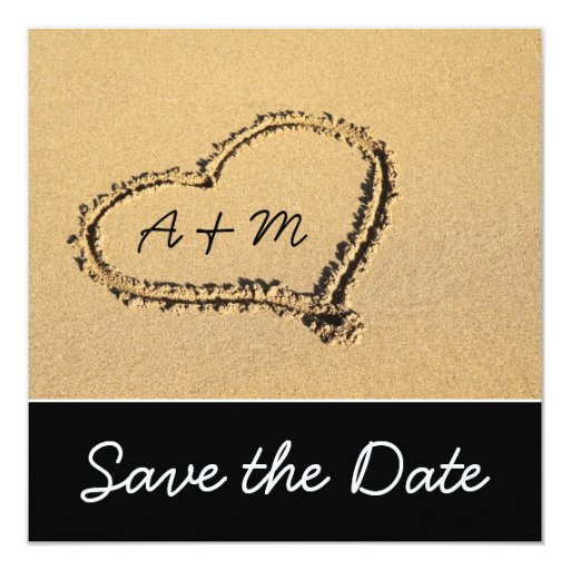 modern save the date cards zazzle