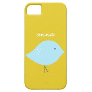 Modern Bird iPhone 5 Case