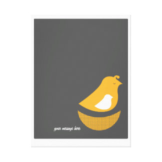 Modern  Bird Nursery Kids Room Decor