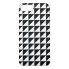 Modern Black and White Geometric iPhone 7 Case
