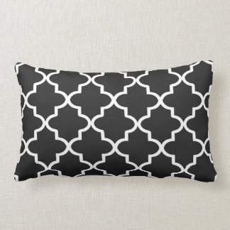 black and white pillows decorative throw pillows zazzle. Black Bedroom Furniture Sets. Home Design Ideas