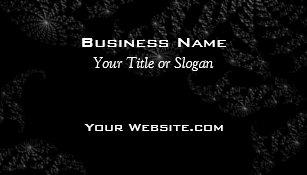 starry night sky business cards zazzle