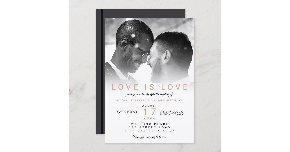 Love black com white gay 9 Things