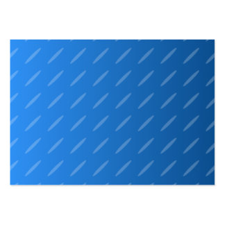 Modern Blue Abstract Thin Ovals Pattern Business Card Templates