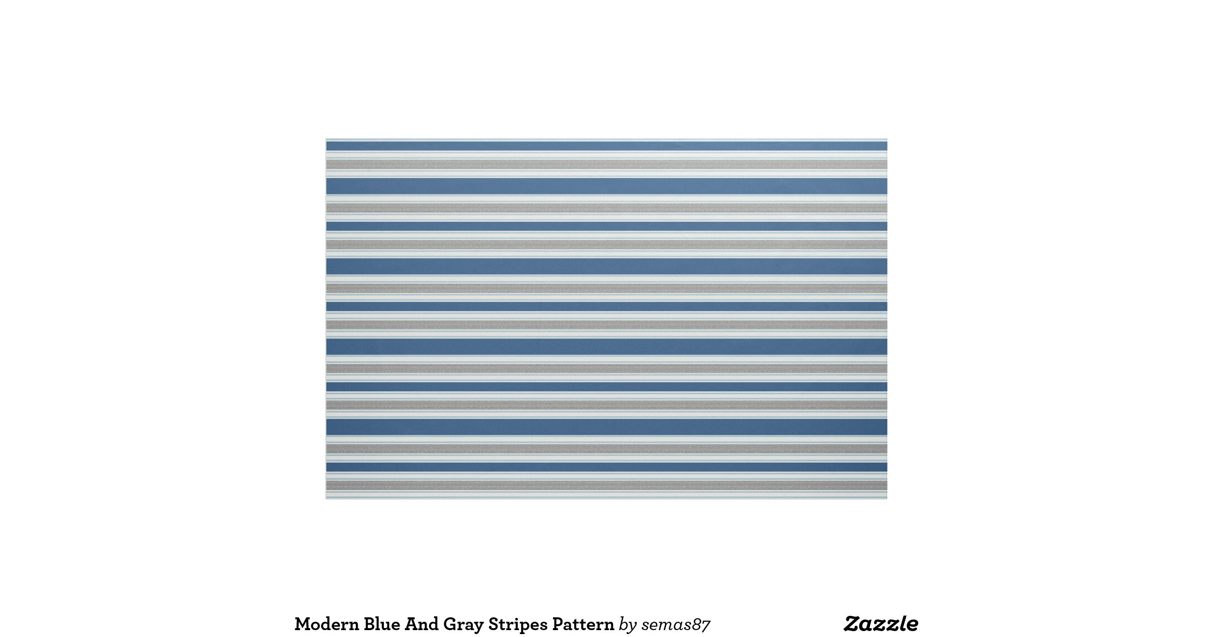 modern blue and gray s...