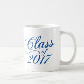Modern Blue | Graduation Coffee Mug
