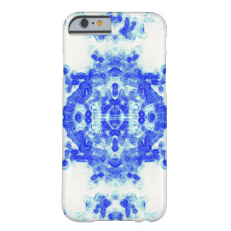 Modern Blue Willow iPhone 6/6s Case