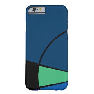 Modern Bluemore iPhone 6 Case
