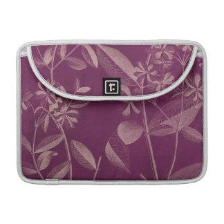 Modern Botany III Sleeve For MacBook Pro