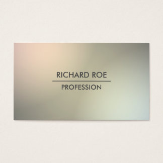 Modern Bright Creative Professional Business Cards