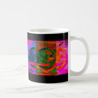 Modern Buckles Coffee Mug