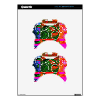 Modern Buckles Xbox 360 Controller Decal
