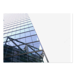 Modern building large business cards (Pack of 100)