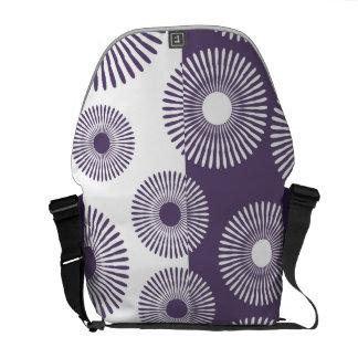 Modern Bursts Messenger Bag